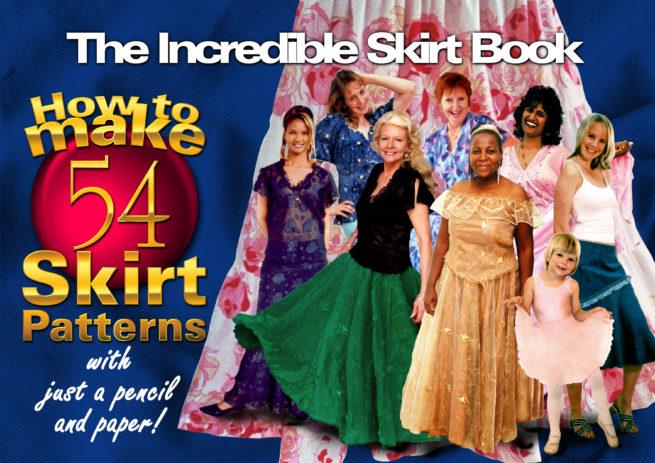 Easy Pattern Making - Design 54 Skirts