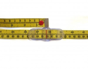 How to use the pattern ruler if you are used to inches
