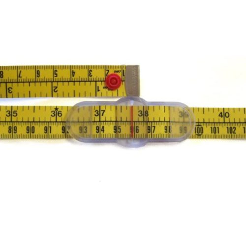 Magic Measure Tape - Metric/Imperial