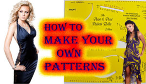 How To Make Your Own Patterns
